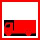 Feuer 3Kfz: LKW / Bus / Baumschine / landw. Zugmaschine / Mähdrescher / LKW-Anhänger